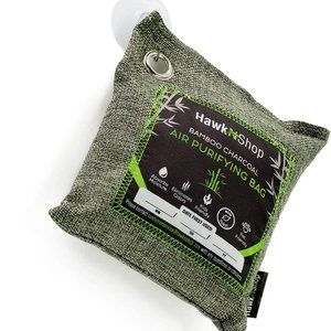 New Bamboo Charcoal Air Purifying Bags 5-Pack